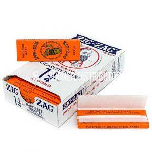 Zig zag Orange Rolling Paper