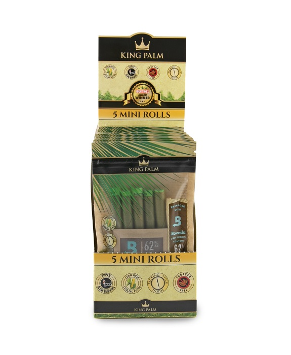 King Palm Slim preRolls 5 pack