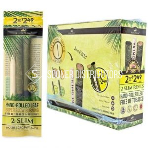 King Palm Slim size (4 pack)