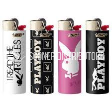 BIC Playboy Lighters