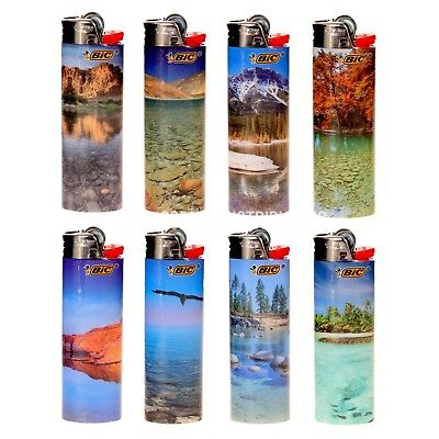 BIC Landscape Lighters