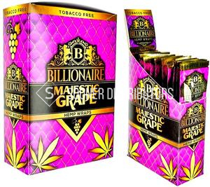 Billionaire Hemp Wrap (5 pack)