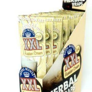 XXL Herbal Wraps (5 pack)