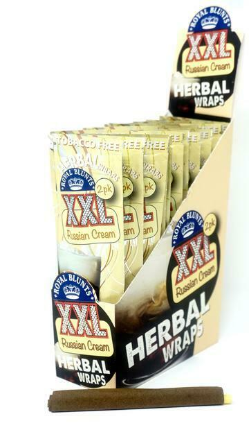 XXL Herbal Wraps (5 pack)