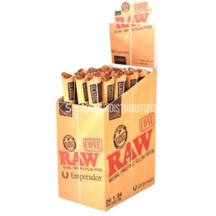 RAW Emperador (6 Cones)