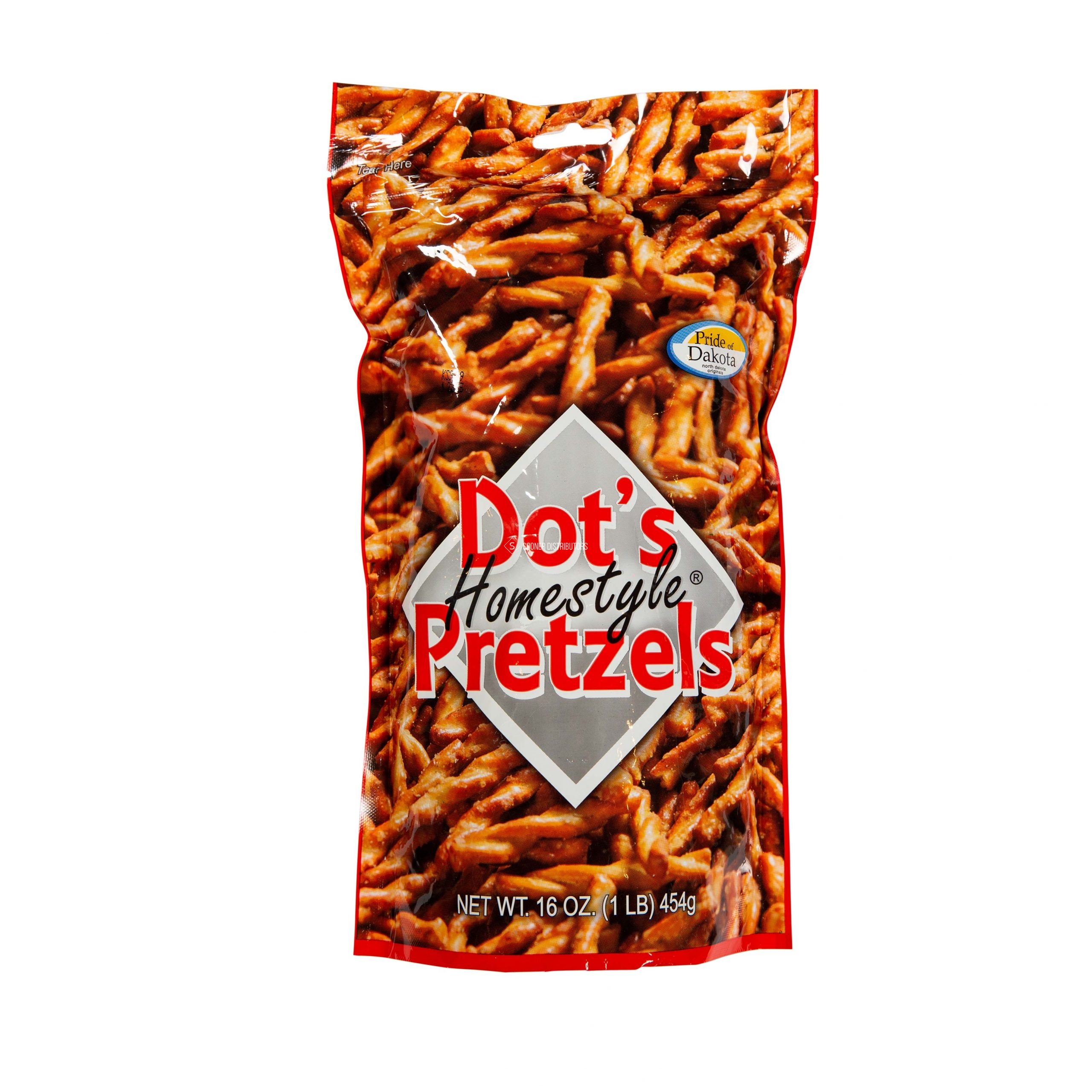 Dots Pretzels Original 16oz