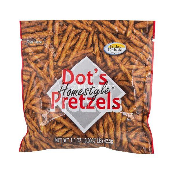 Dots Pretzels Original 1.5oz