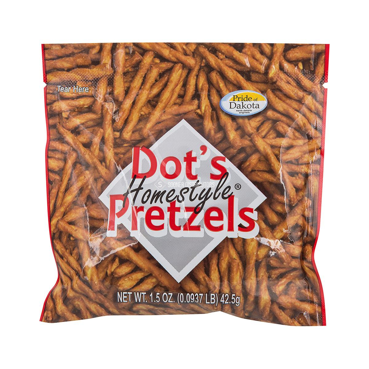 Dots Pretzels Original 1.5oz