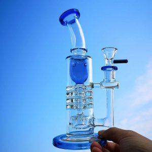 Torus Percolator Glass Bongs