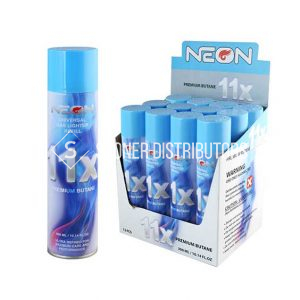 Neon 11X Butane Gas 300ml