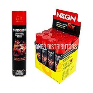 Neon 5X Butane Gas 300ml