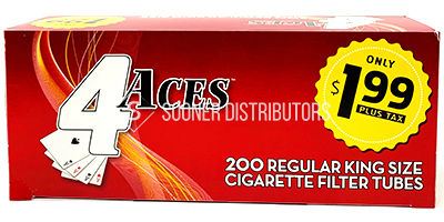 4Aces Red King Tubes